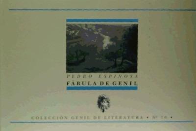 fabula de genil gl(libro poesía)
