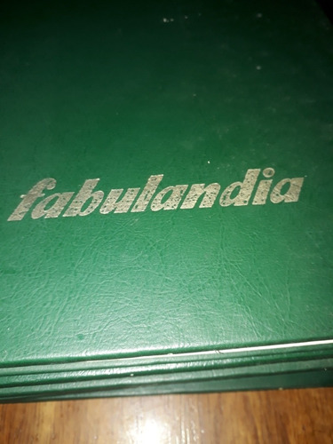 fabulandia tomos enciclopedia, coversable.