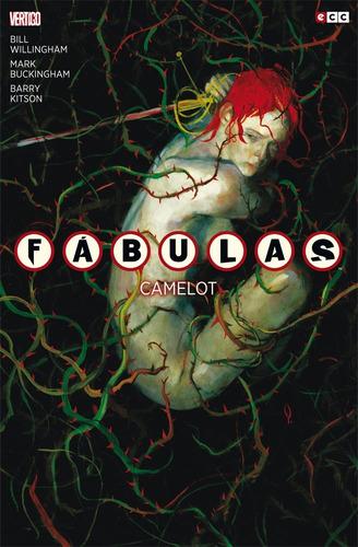 fabulas 20 camelot vertigo ecc comicbook en castellano