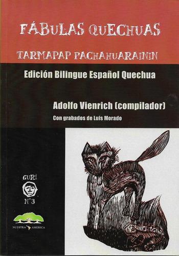 fábulas quéchuas bilingue adolfo vienrich (na)