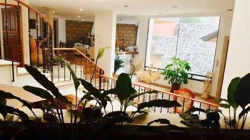 fabulosa casa en  jardines del pedregal álvaro obregón