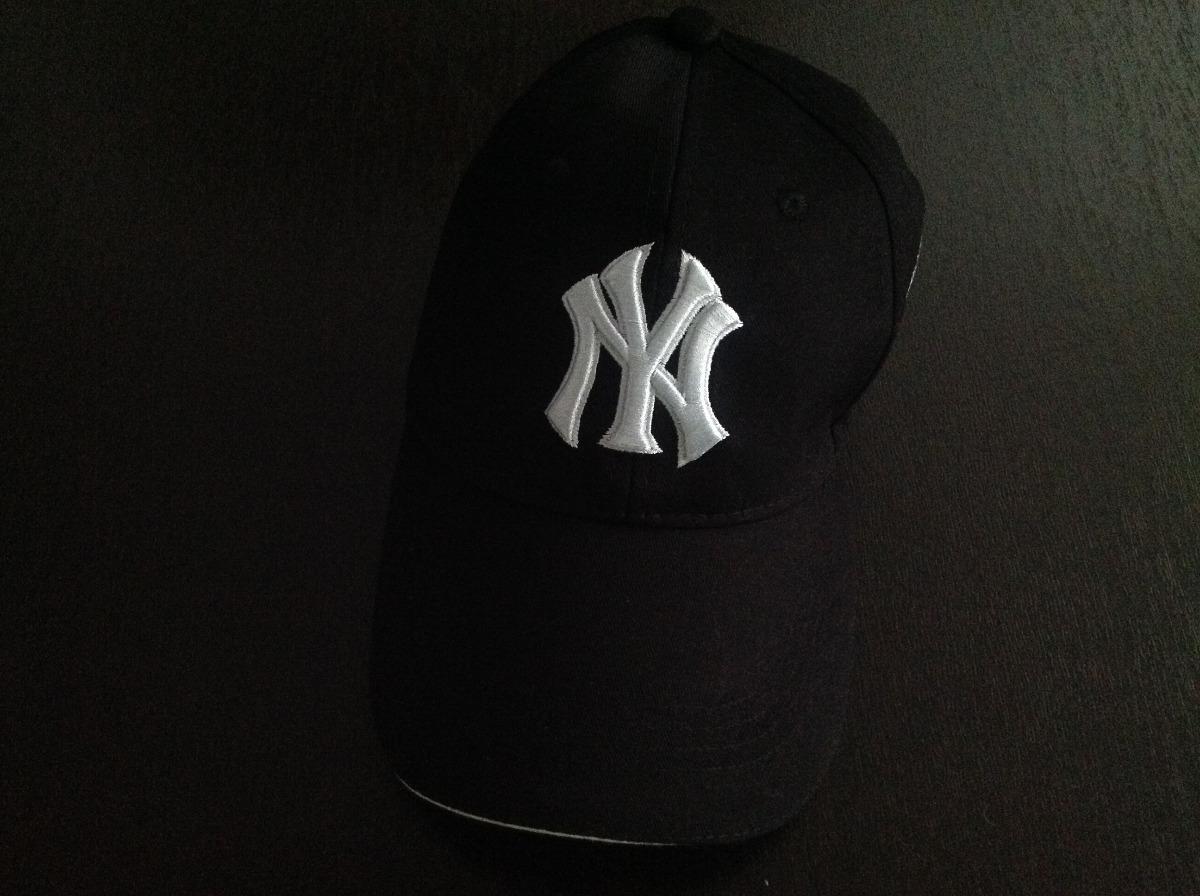 ... fabulosa gorra new york yankees ny negra logo blanco. Cargando zoom. b25886db4e5