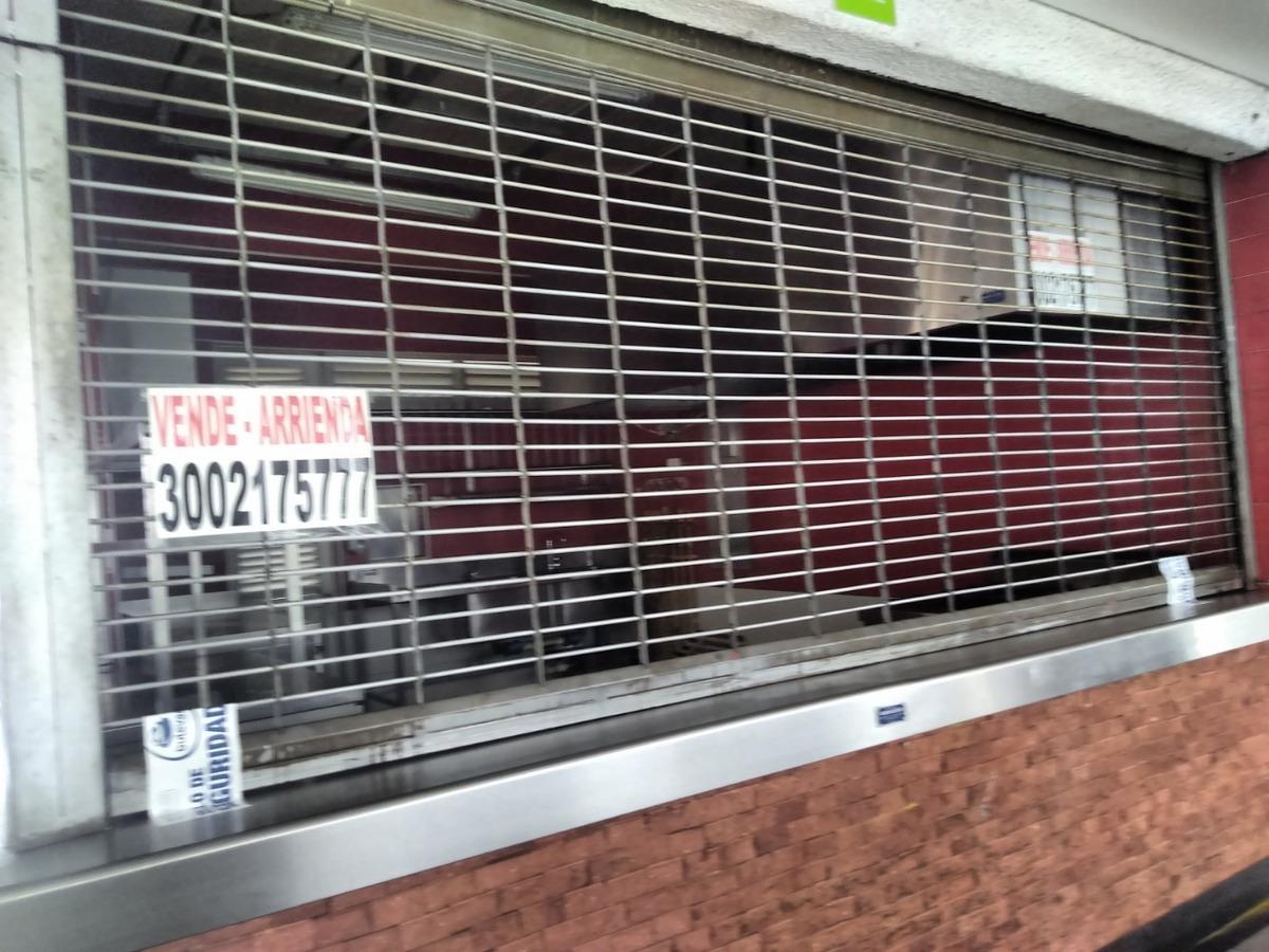 ¡fabulosa oferta! se vende local de comidas en bulevar