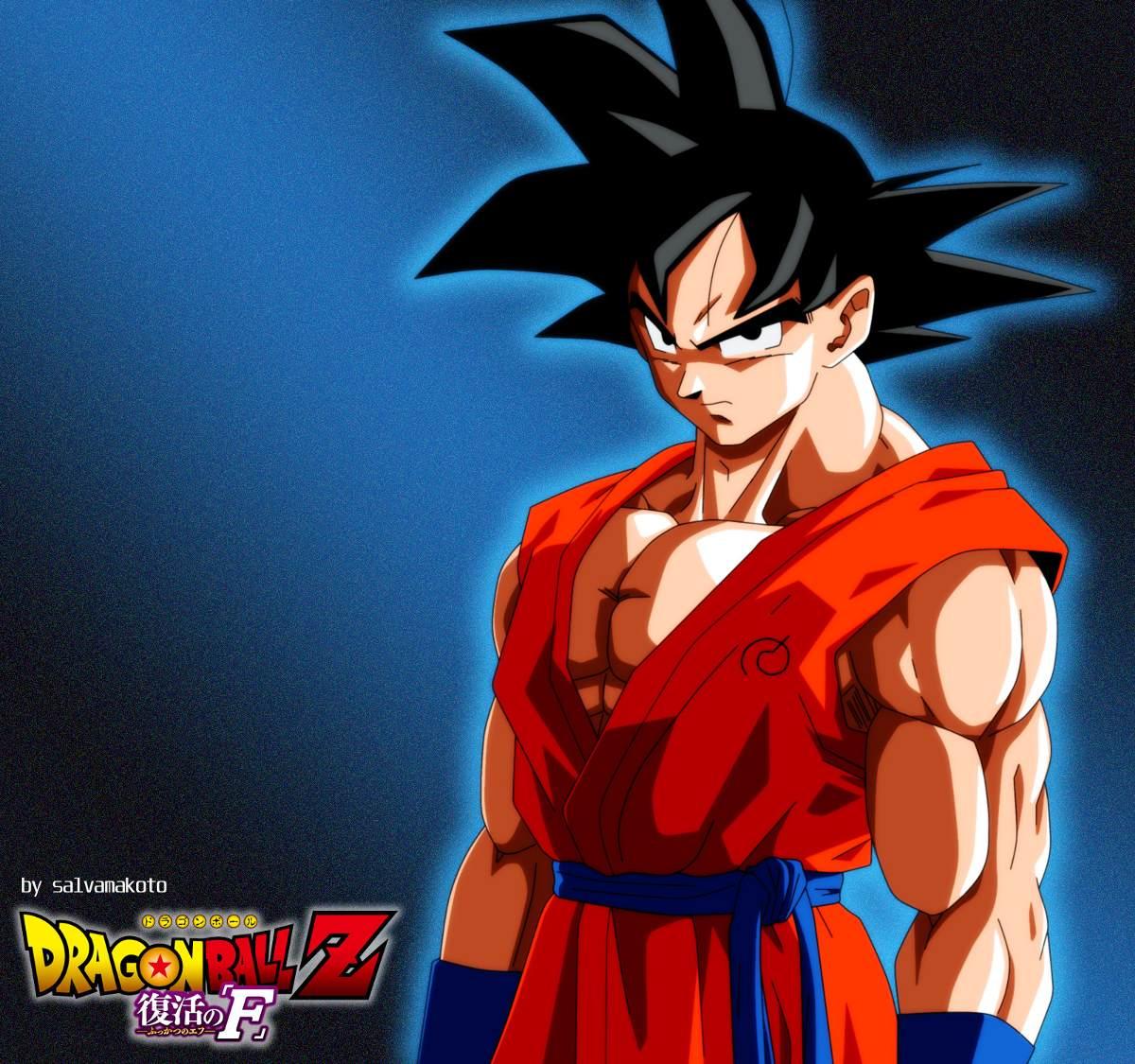 Fabuloso Disfraz De Goku Dragon Ball Z Talla 2