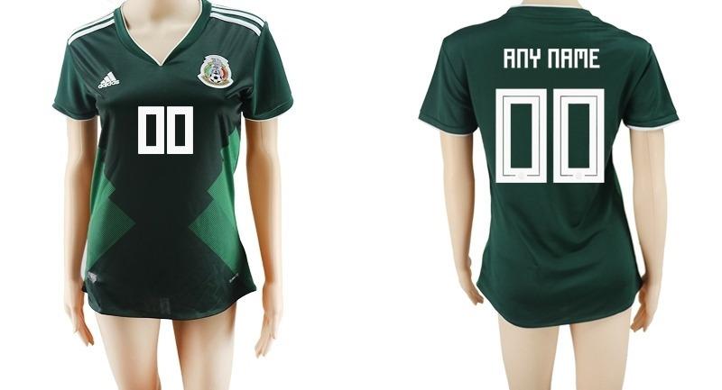 3580c007d90df fabuloso jersey mexico dama mujer mundial 2018 gallardo. Cargando zoom.