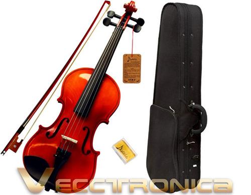 fabuloso violín kids profesional 1/2 con increíbles regalos.