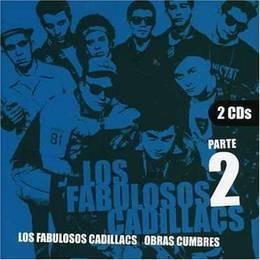 fabulosos cadillacs los obras cumbres (parte 2) cd nuevo