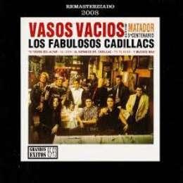 fabulosos cadillacs los vasos vacios remasteri 2008 cd nuevo