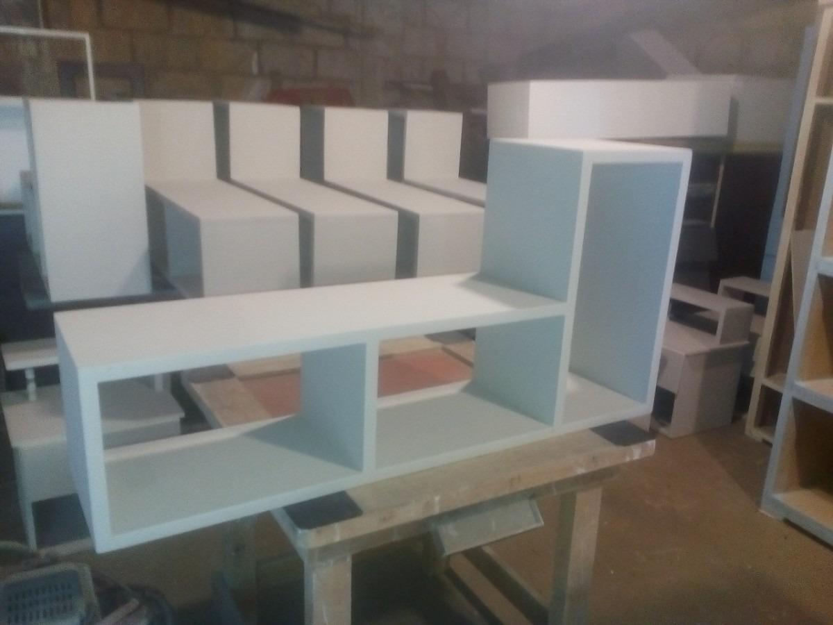 Fabulosos Muebles Minimalistas Para Tv Y Equipo De Sonido Bs  # Muebles Equipo De Sonido