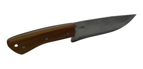 faca artesanal tipo facao lâmina arado resistente 600g