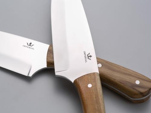 faca churrasco artesanal curva 8 imperial