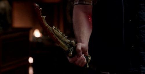 faca de caim - supernatural