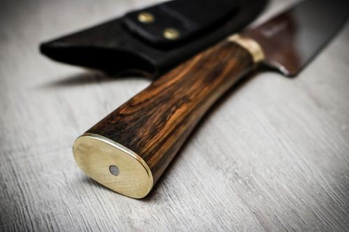 faca de churrasco aço inox cutelaria tradição 06 polegadas