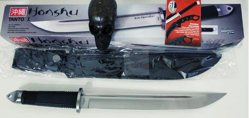 faca de combate united cutlery honshu tanto uc2629, original