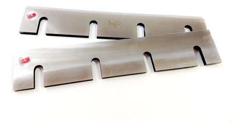 faca desengrosso 400 x 80 x 9 mm (par)