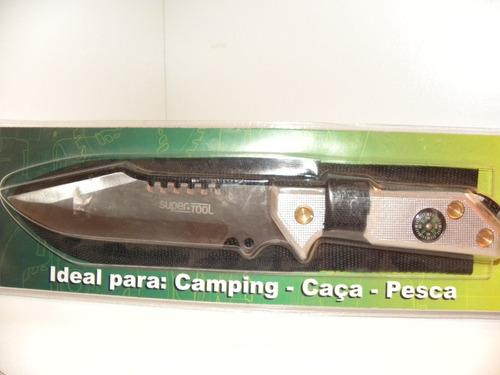 faca esportiva e militar mk-sp-30 com bússola