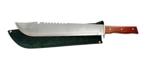 faca facao  inox c/bainha 14sp92 -  super promocao