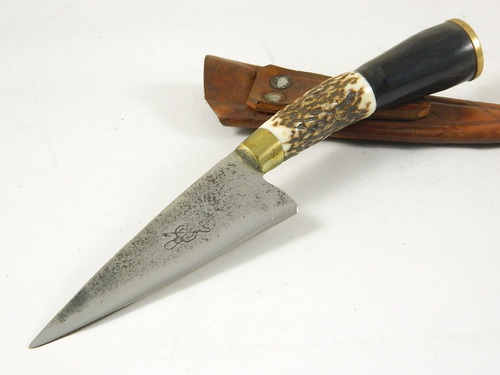 faca gaucha antiga tesoura s m - soldadinho
