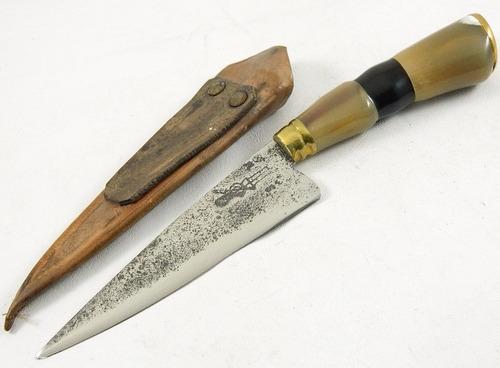 faca gaucha antiga tesoura tosquia s m soldadinho
