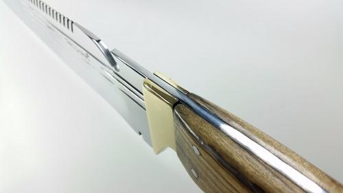faca gaúcha sobrevivência rambo três listras full tang inox