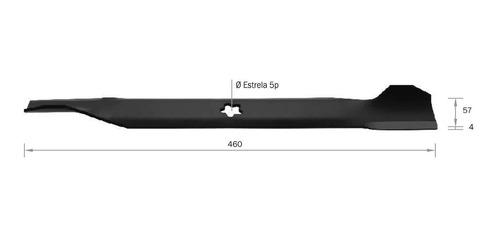 faca / lâmina para cortador de grama husqvarna lt112