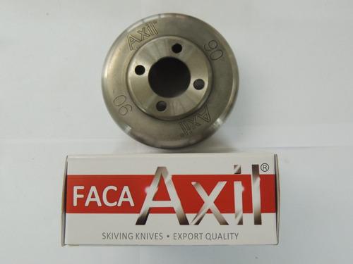 faca / navalha de chanfrar / chanfradeira aço 90 qualidade