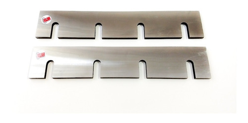 faca p/ desengrosso 400 x 80 x 9 mm (par)
