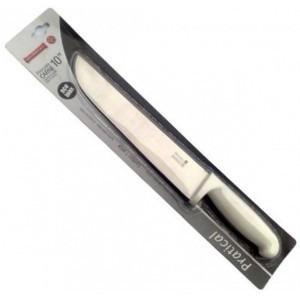 faca para carnes profissional 25 cm - mundial