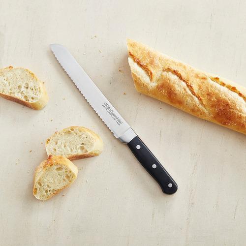 faca para pão em aço inox kitchenaid classic 20,5cm - kii95a