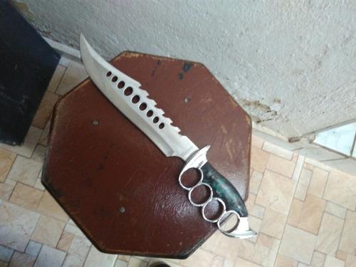 faca tática militar aço inoxidável