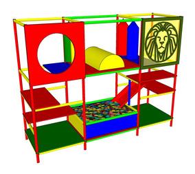 91dc6bf468 Kid Play Brinquedao Semi Novo - Brinquedos e Hobbies no Mercado Livre Brasil