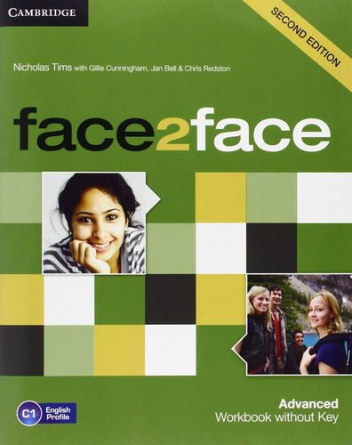 face 2 face advanced 2 ed - workbook without key - cambridge