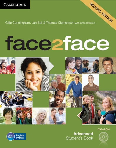 face 2 face advanced 2ed.+dvd - student´s book - cambridge