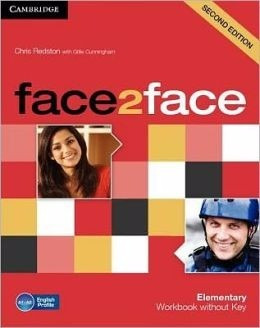 face 2 face elementary 2 ed - workbook no key - cambridge