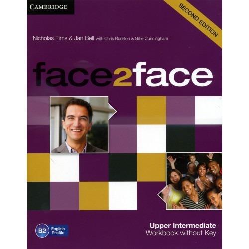 face 2 face upper interm. 2 ed - workbook no key - cambridge