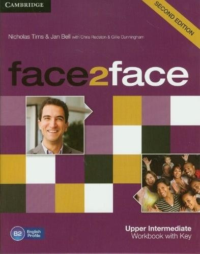 face 2 face upper interm. 2 ed - workbook w/key - cambridge