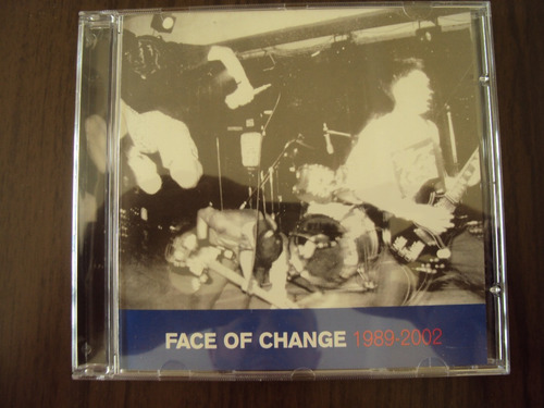 face of change - 1989-2022 - importado
