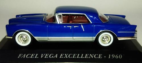 facel vega excellence 1960 - escala 1/43 ixo altaya