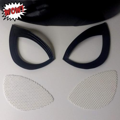 faceshell homem aranha de volta ao lar (homecoming), cosplay