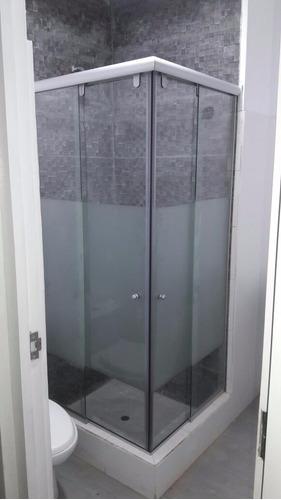 fachadas con panel de aluminio compuesto y vidrios