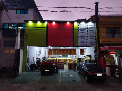 fachadas de acm - fabricação/instalação/manutenção/limpeza