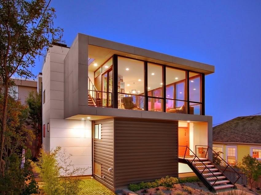 Fachadas de casas 900 fachadas modernas y minimalistas for Fachadas minimalistas de casas pequenas