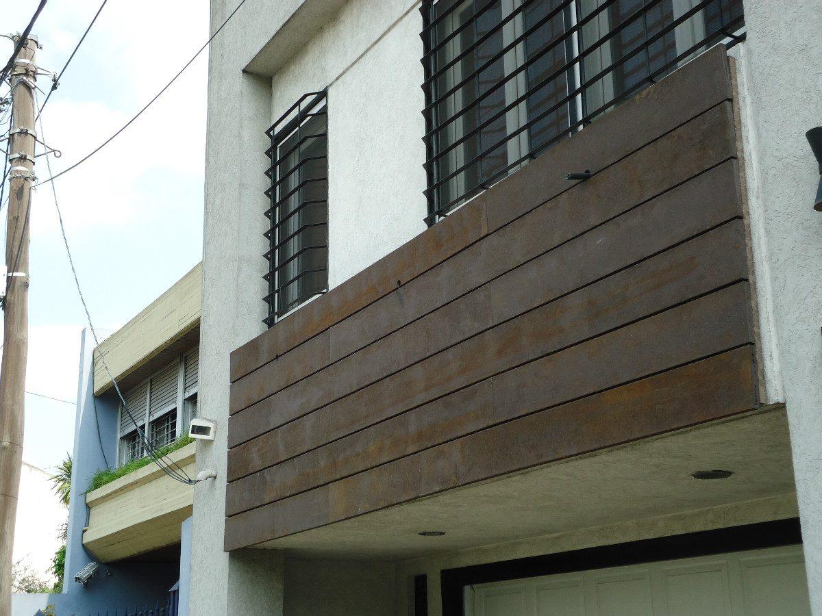 Fachadas de madera celosias fachadas y paredes de madera - Revestimiento para paredes exteriores ...