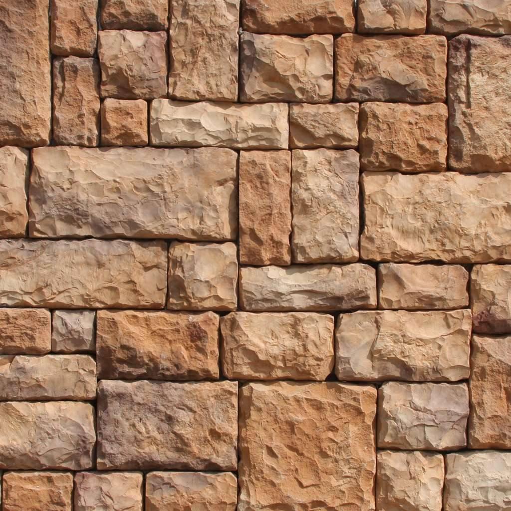 Fachaleta modelo adoquin marca perdura stone en for Precios de piedra decorativa para interiores