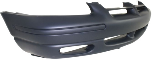 facia defensa del. c/ orificios dodge stratus 1995 - 2000