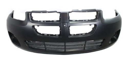 facia defensa dela dodge stratus sedan 2004 - 2006 c/ orific
