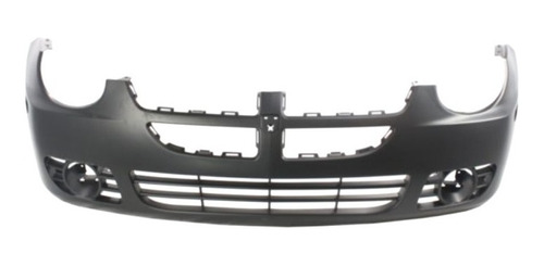 facia defensa delantera dodge neon 2003 - 2005 c/ orificios