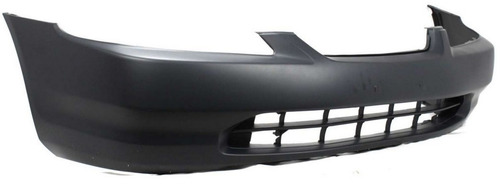 facia defensa delantera honda accord coupe 1998 - 2000