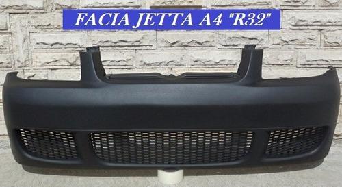 facia defensa deportiva jetta r32 bora-r gli mk4 1999 - 2007
