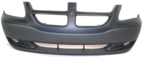 facia defensa dodge caravan / grand caravan se 2001 - 2004